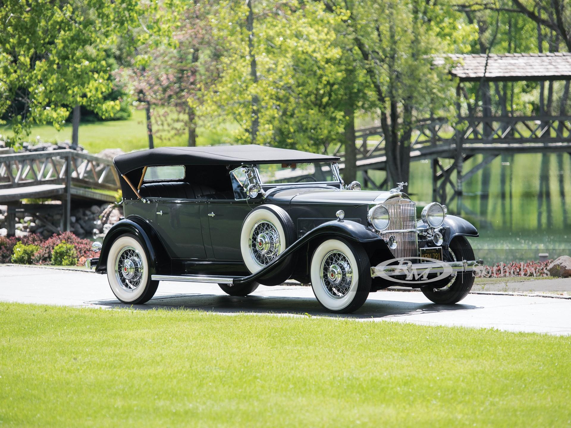 1932 Packard Eight Phaeton