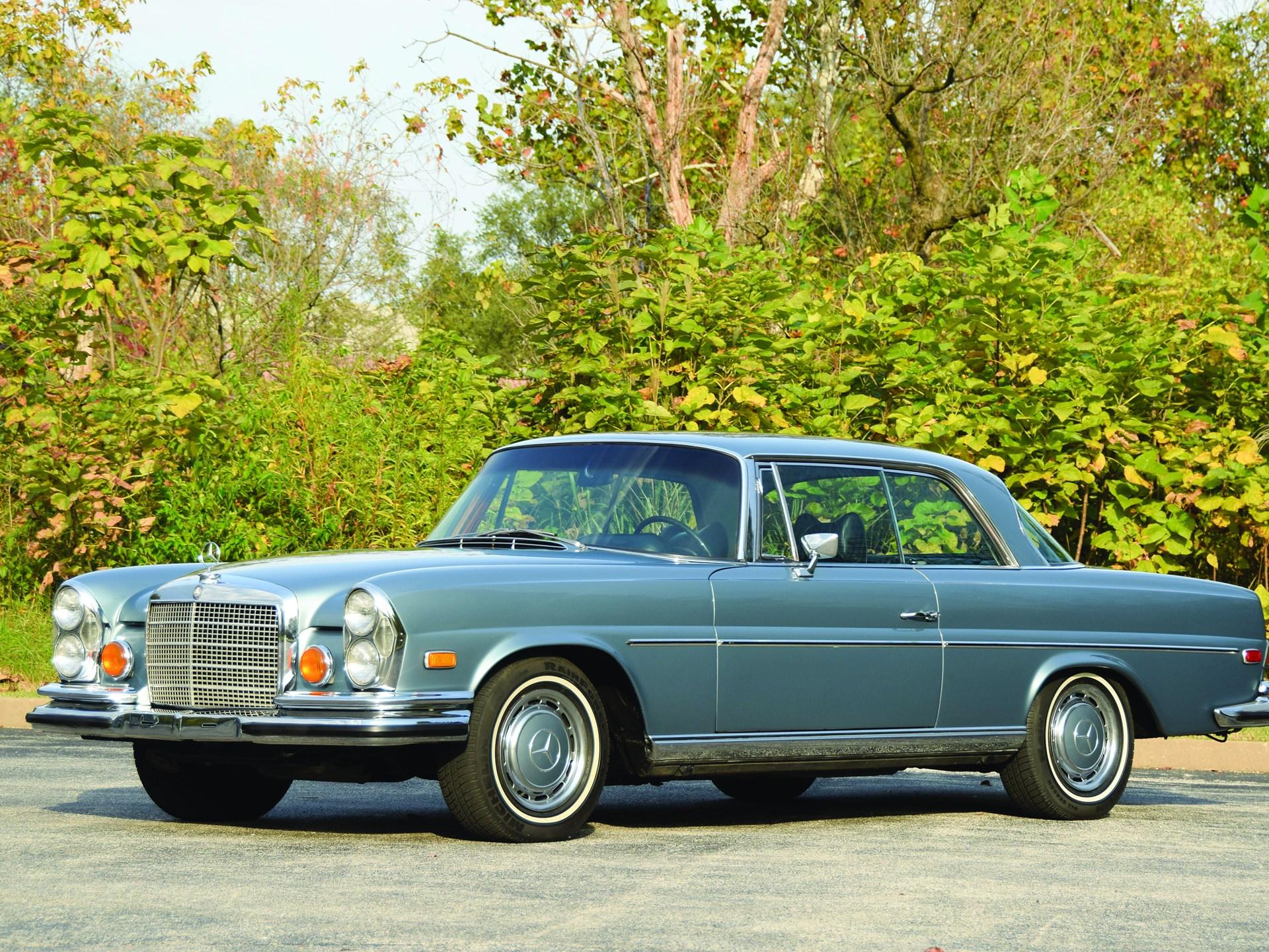 1971 Mercedes Benz 280SE 3.5