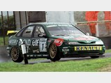 1997 Renault Laguna BTCC Super Touring  - $Jason Plato at speed during the 1998 British Touring Car Championship.