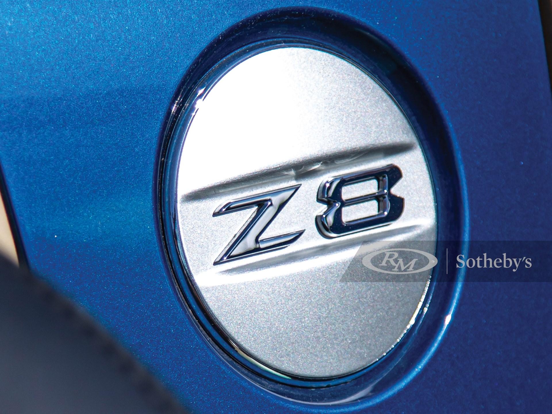2001 BMW Z8  -