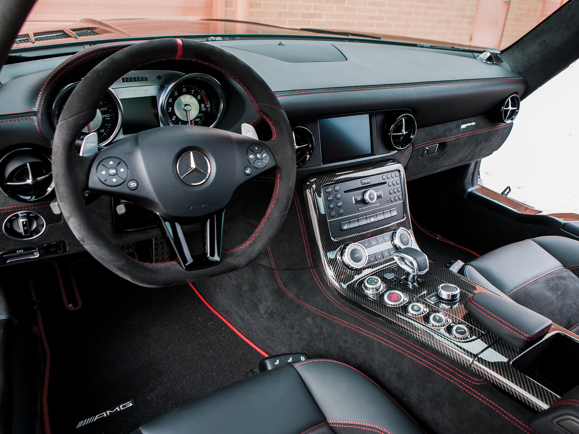 RM Sotheby's - 2014 Mercedes-Benz SLS AMG Black Series Coupe