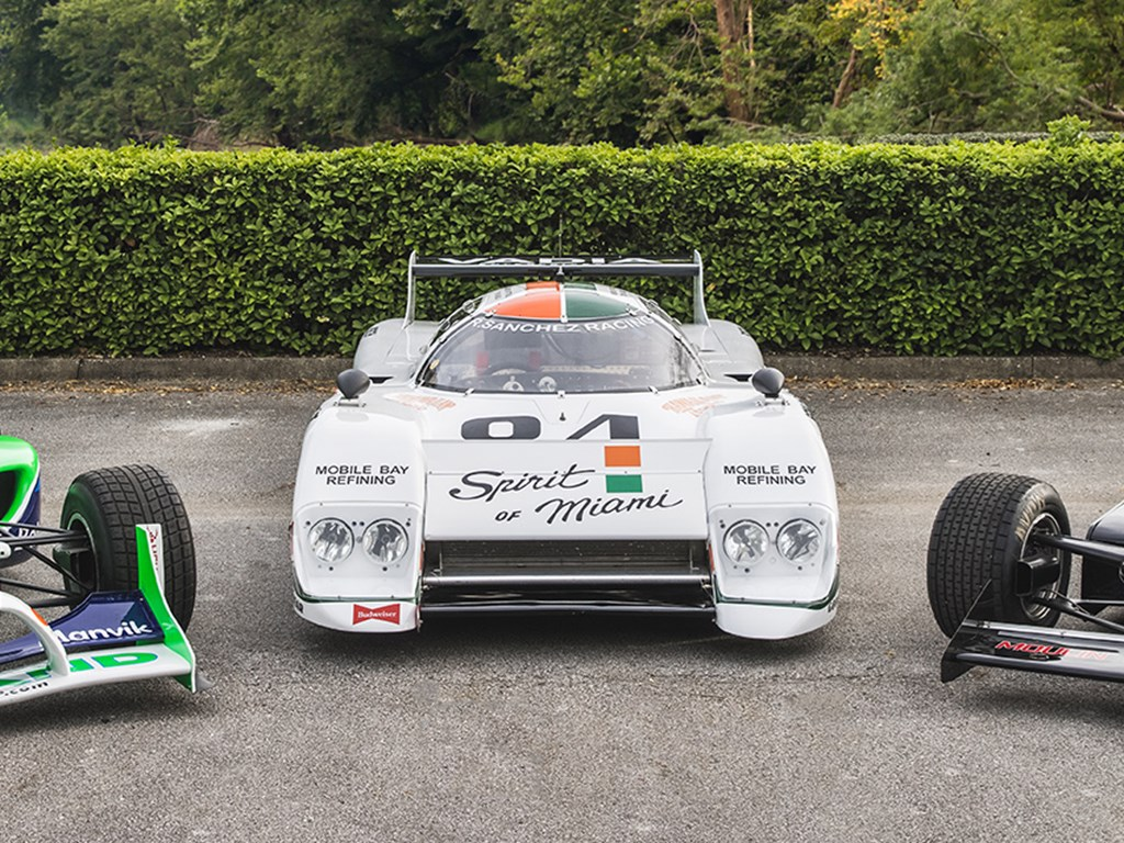 Campions collection of petrolpowered cars offered at RM Sothebys Amelia Island Live Auction 2021