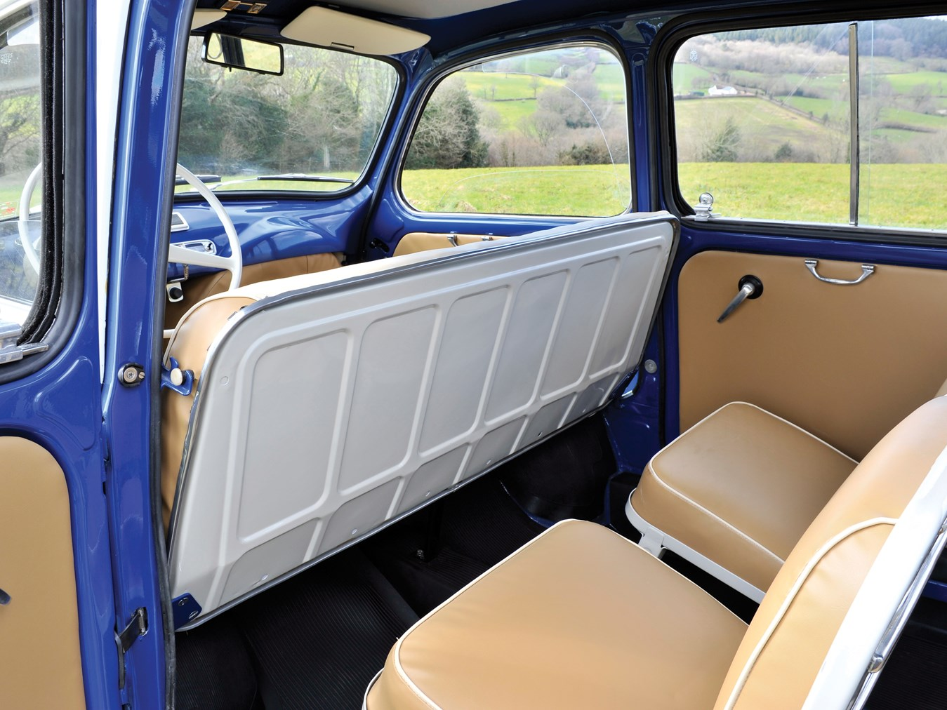 1965 Fiat 600 Multipla