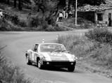 1970 Porsche 914/6 GT  - $Gustav Schlup/Gualtiero Sartori, Ecurie Biennoise, Porsche 914/6 GT, #119, GP Mugello, 19 July 1970.