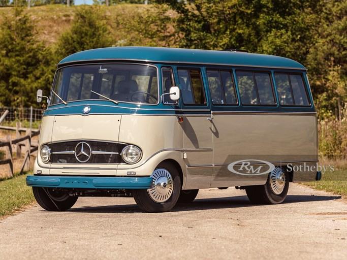 1959 Mercedes-Benz O 319 Van | RM Sotheby's | Photo: Teddy Pieper - @vconceptsllc