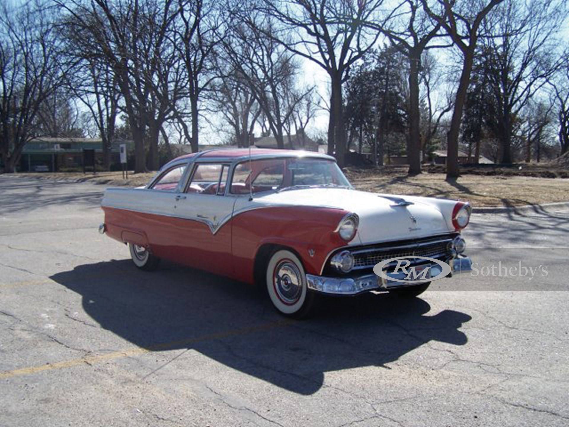1955 Ford Crown Victoria  -