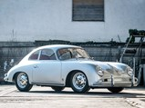 1959 Porsche 356 A 1600 Coupé by Reutter - $Captured at Via Luigi Cadorna on 01 March 2019. At 1/125, f 3.2, iso100 with a {lens type} at 105mm on a Canon EOS-1D Mark IV.  Photo: Cymon Taylor