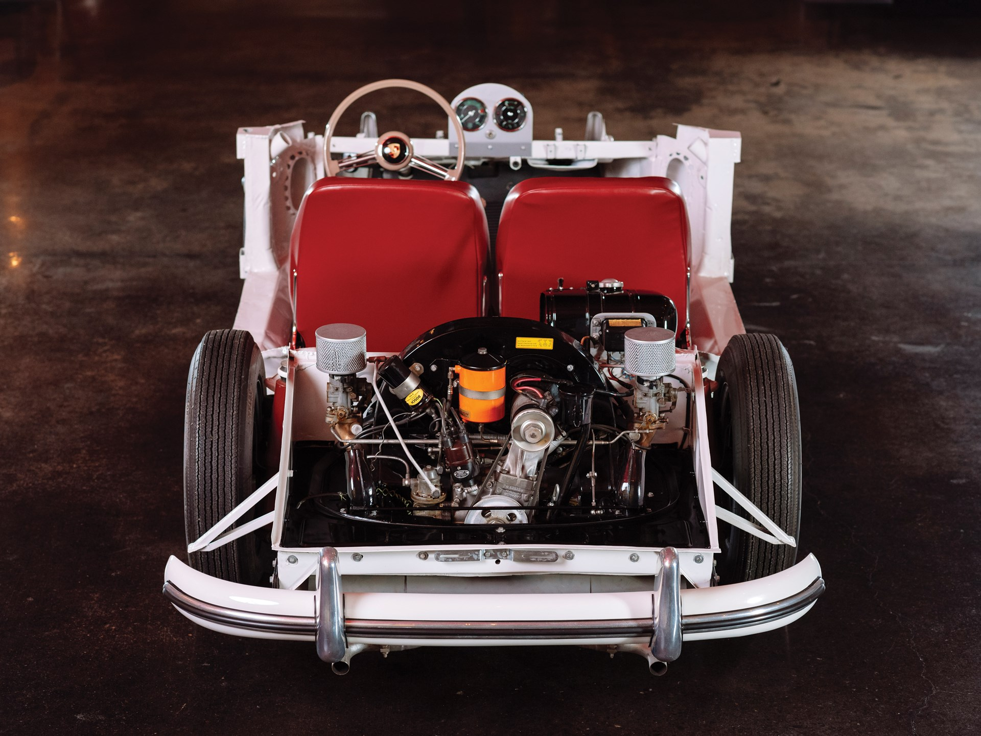 1956 Porsche 356 A Training Chassis