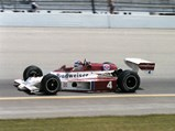 1979 McLaren M24B Indianapolis  - $Johnny Rutherford competes at the 1979 Indianapolis 500 in his #4 McLaren M24B.