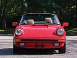 1989 Porsche 911 Carrera Cabriolet  - $