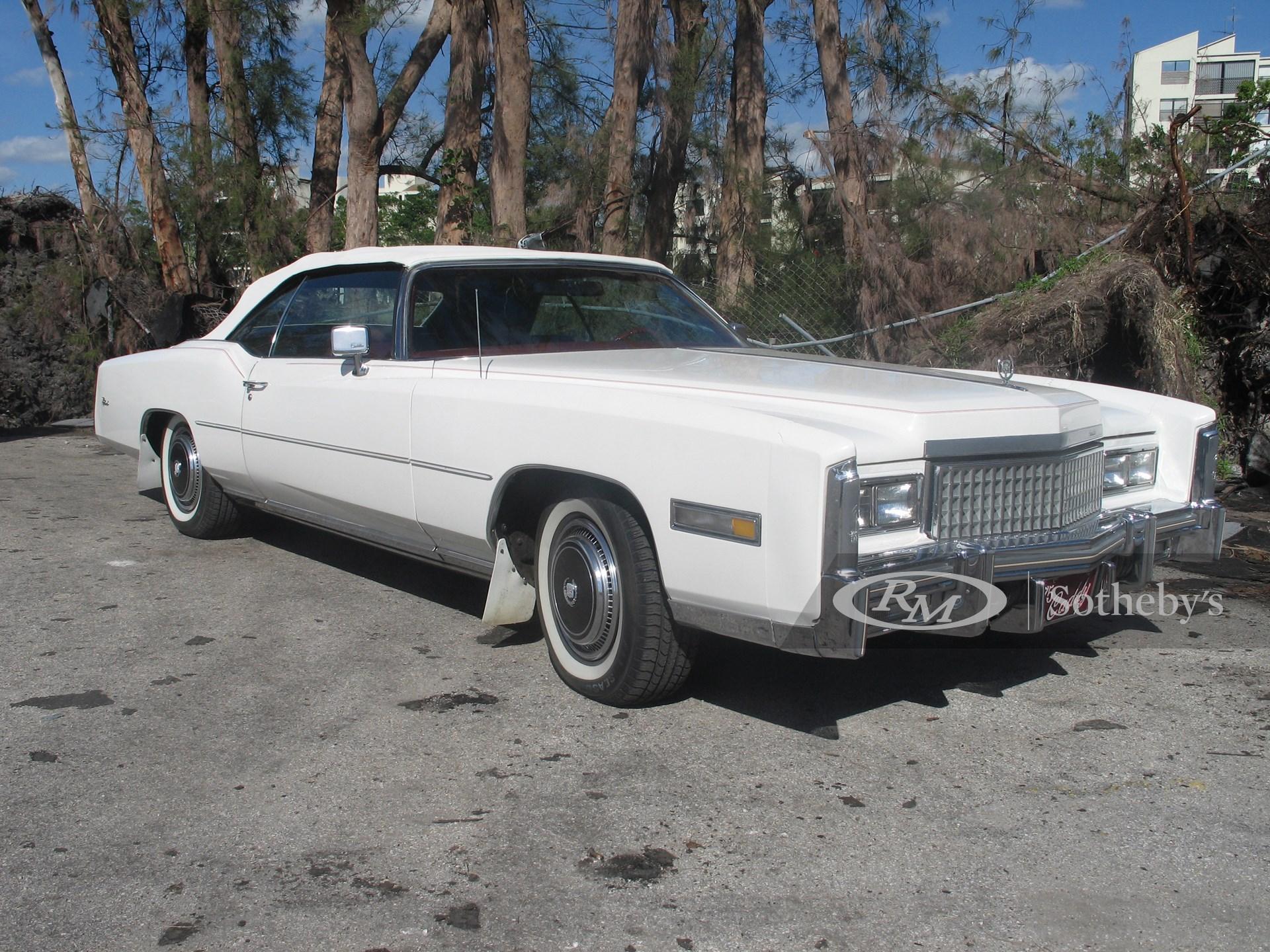 1975 Cadillac Eldorado Convertible  -