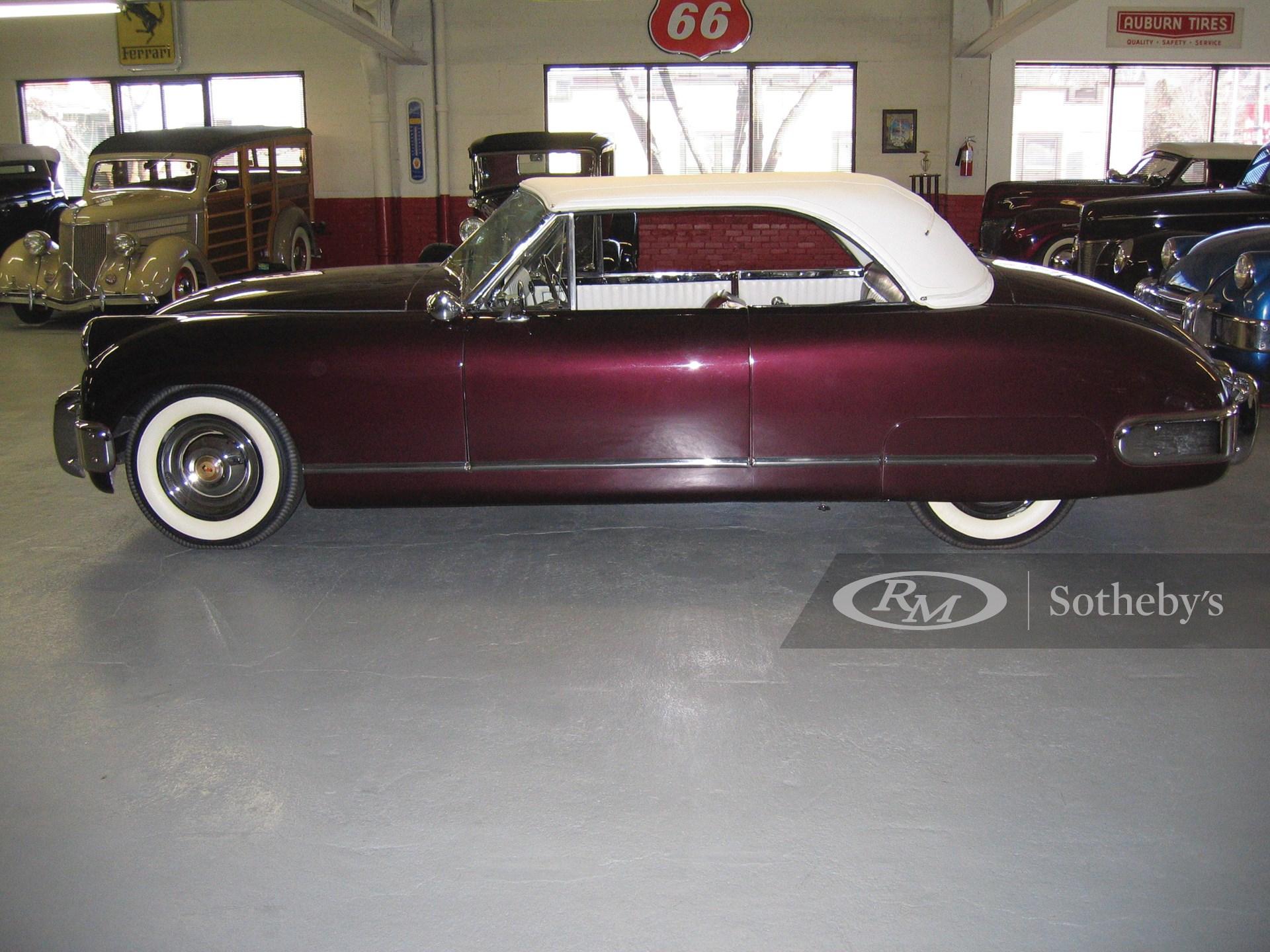 1953 Muntz Jet Convertible  -