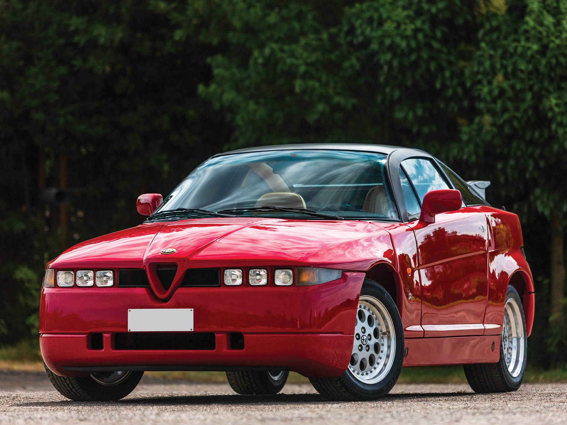 Rm Sotheby S 1990 Alfa Romeo Sz By Zagato London 2015