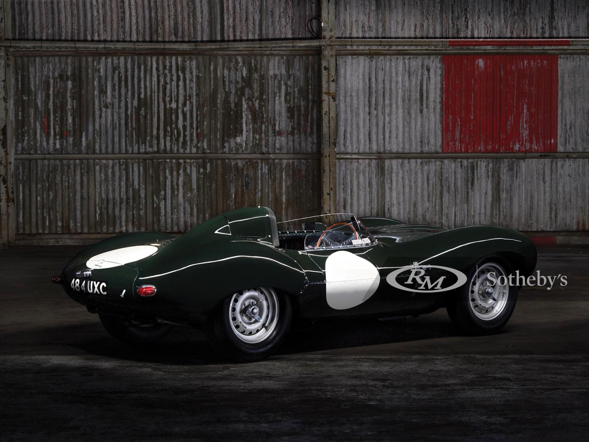 1955 Jaguar D-Type | Paris 2020 | RM Sotheby's