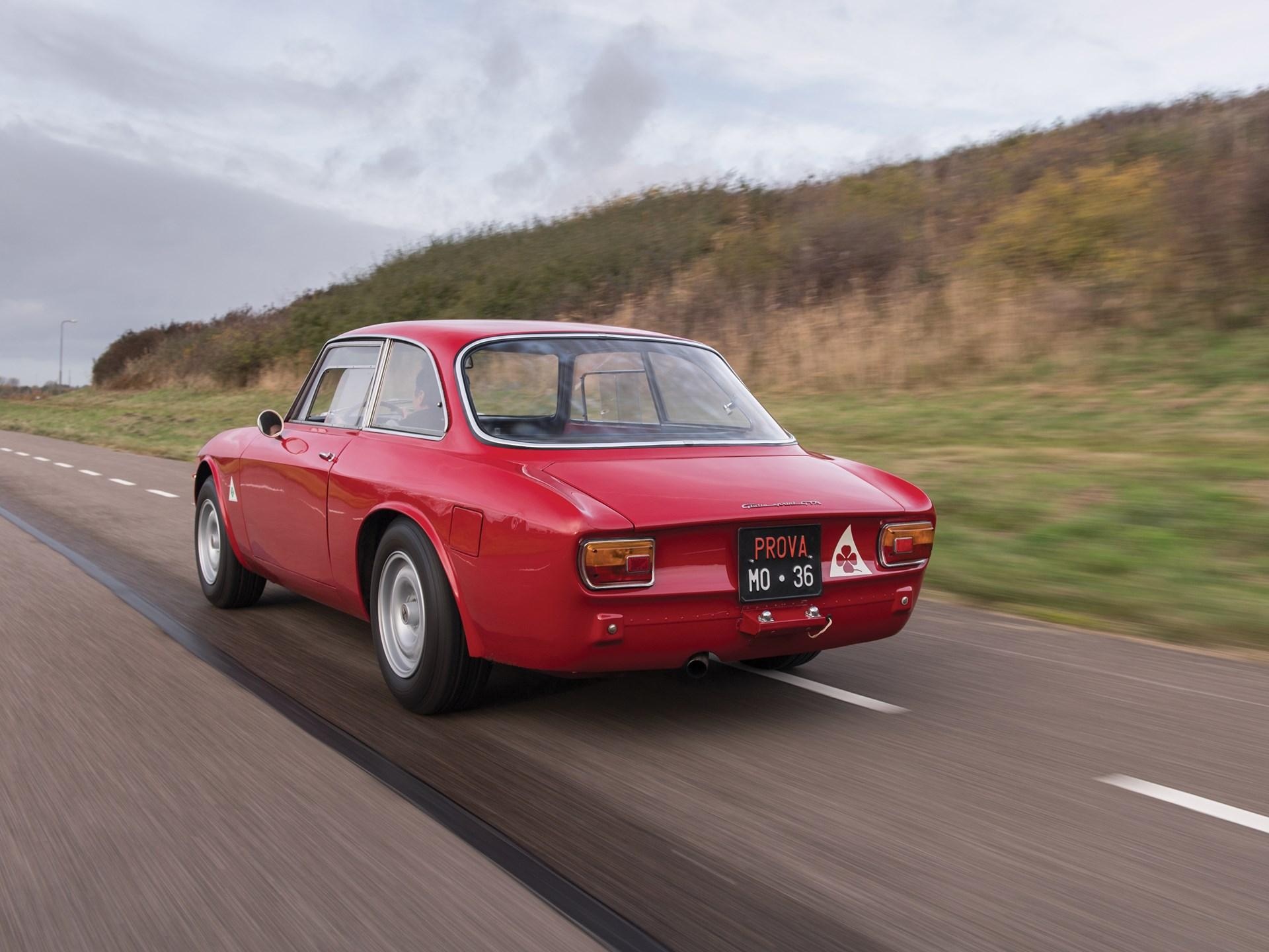 RM Sotheby's - 1965 Alfa Romeo Giulia Sprint GTA by ...