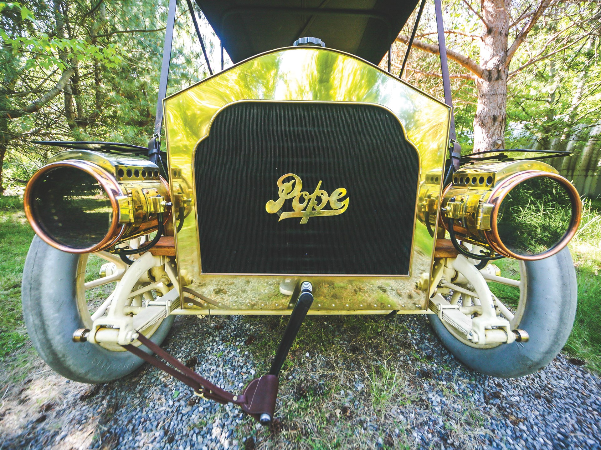 1905 Pope-Hartford Model D Side-Entrance Tonneau