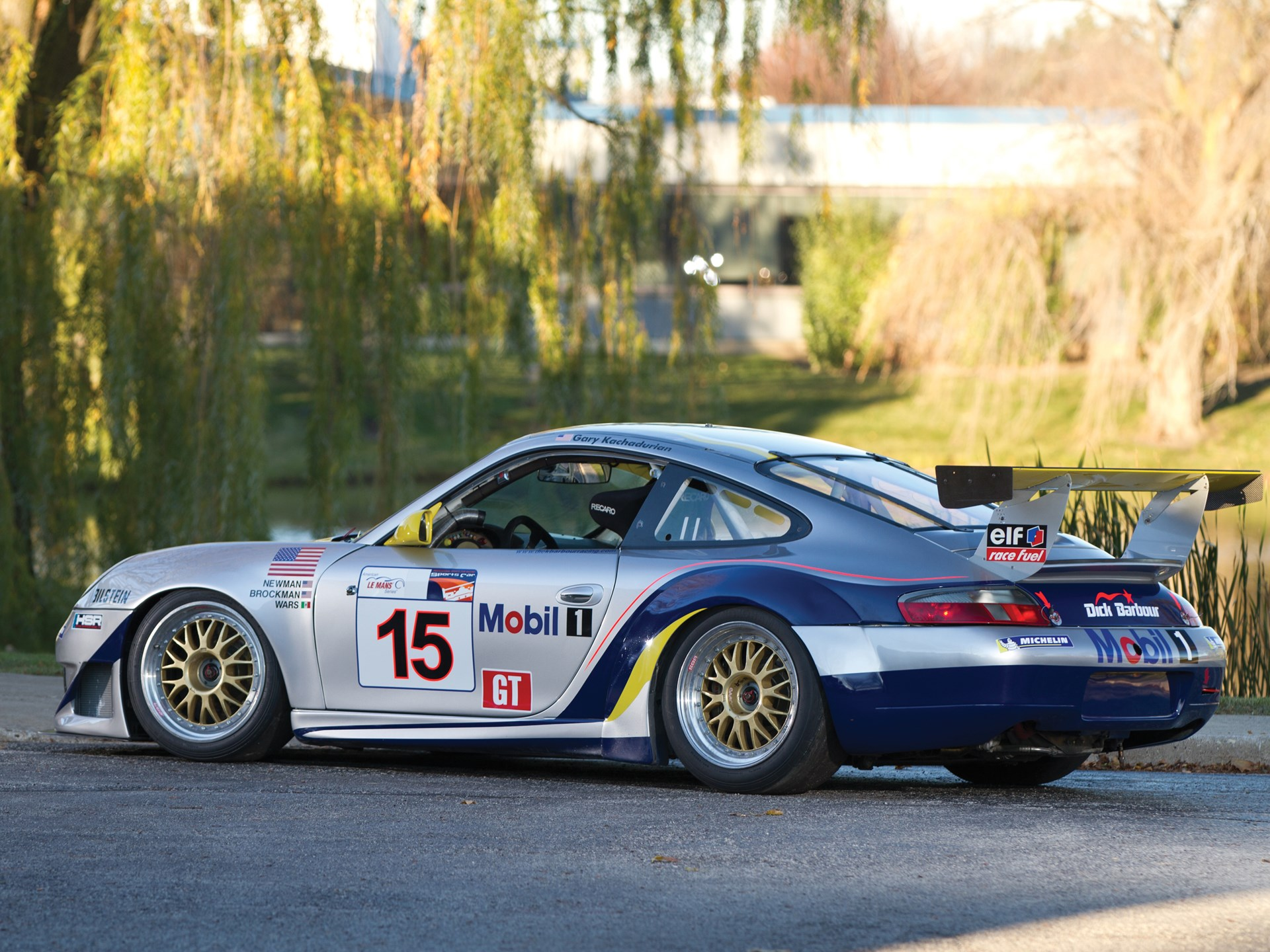 RM Sotheby's - 2000 Porsche 911 GT3 R   Amelia Island 2013