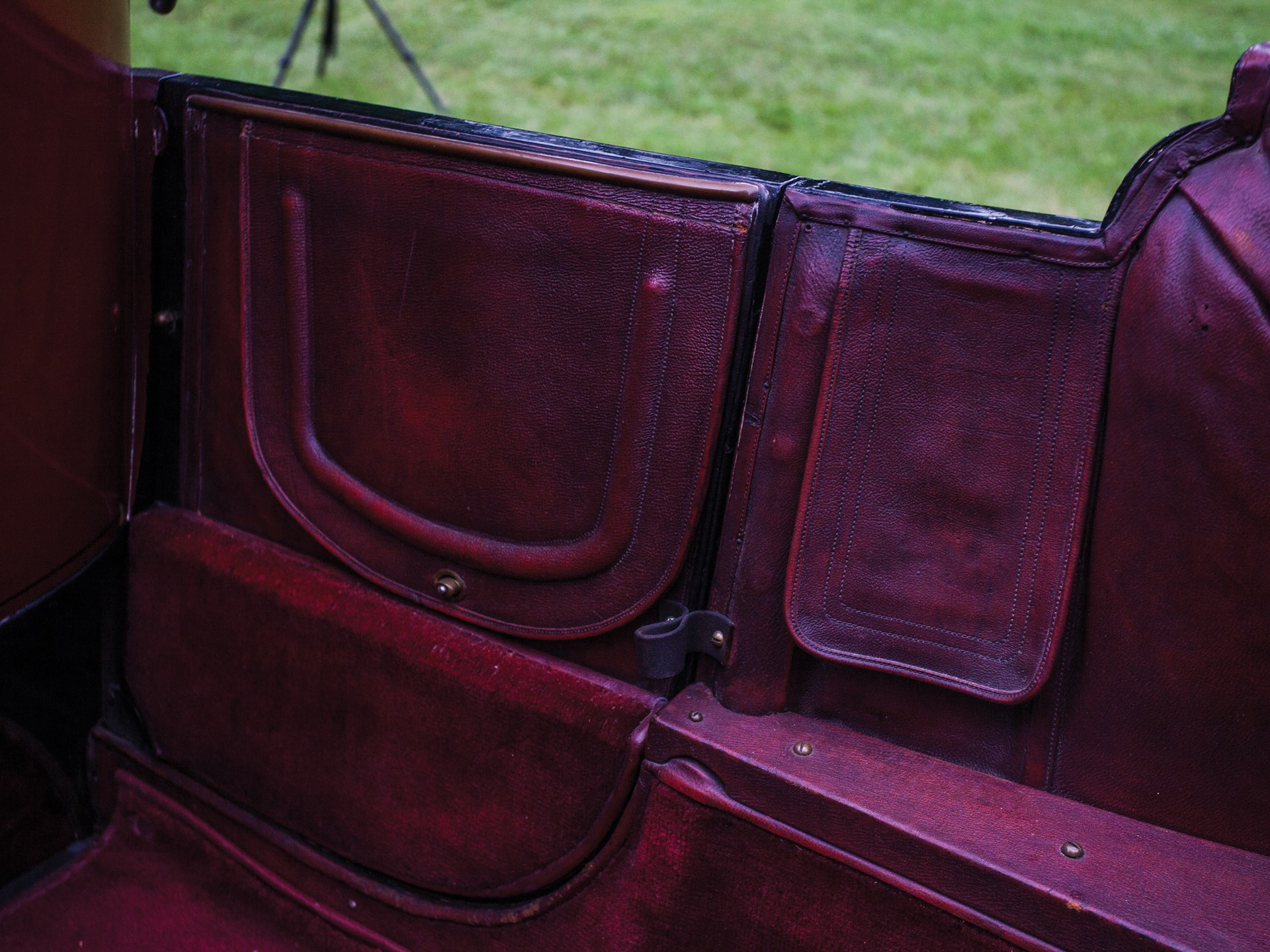 1905 FIAT 60 HP Five-Passenger Tourer by Quinby & Co.