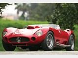 1956 Maserati 450S Prototype by Fantuzzi - $