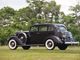 1936 Packard One Twenty Touring Sedan  - $