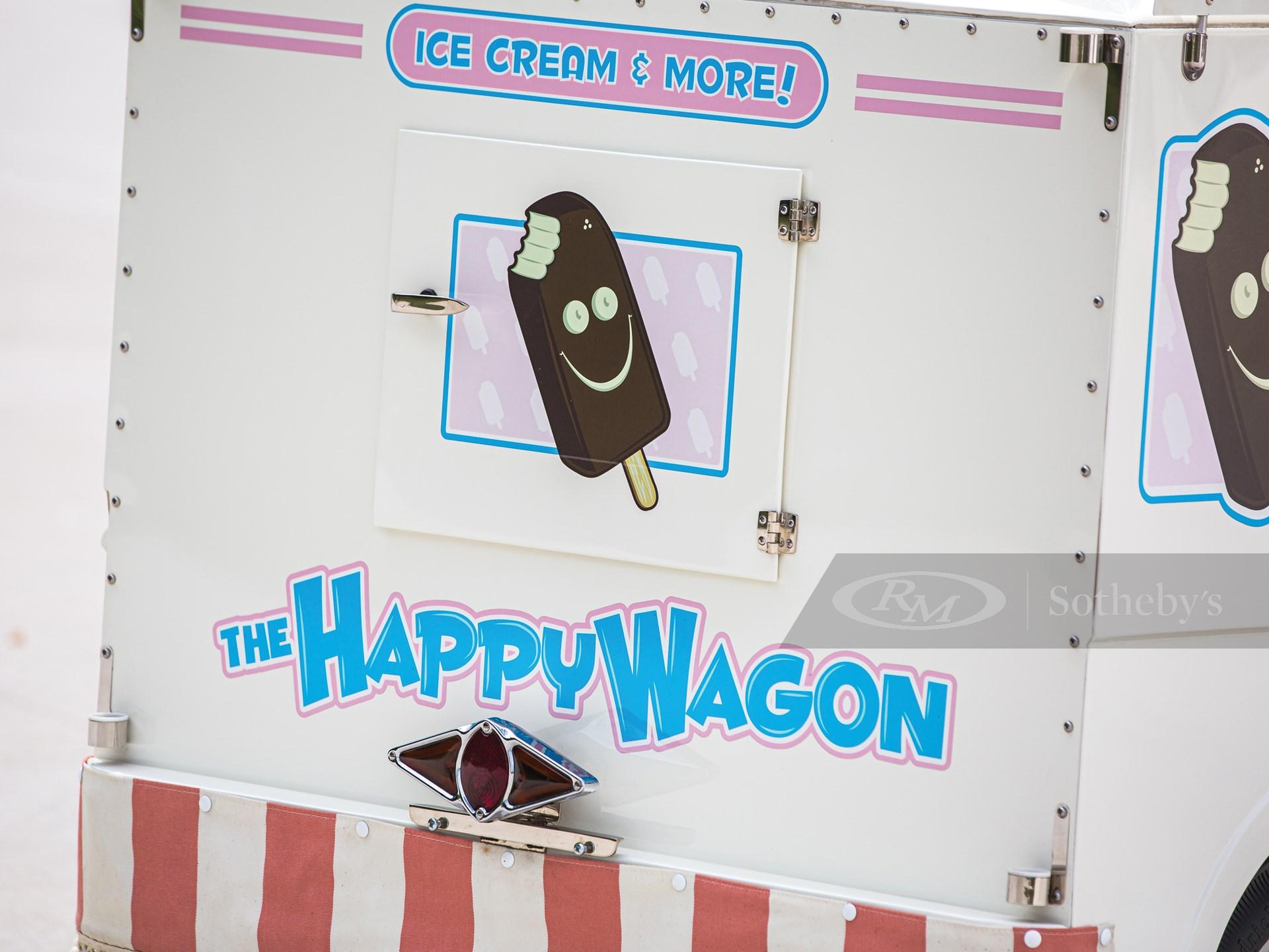 """1948 Crosley CC Four """"Happy Wagon""""  -"""