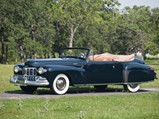 1948 Lincoln Continental Cabriolet  - $