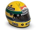 Ayrton Senna McLaren Honda Signed Helmet, 1988 - $