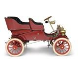 1903 Ford Model A Rear Entry Tonneau  - $