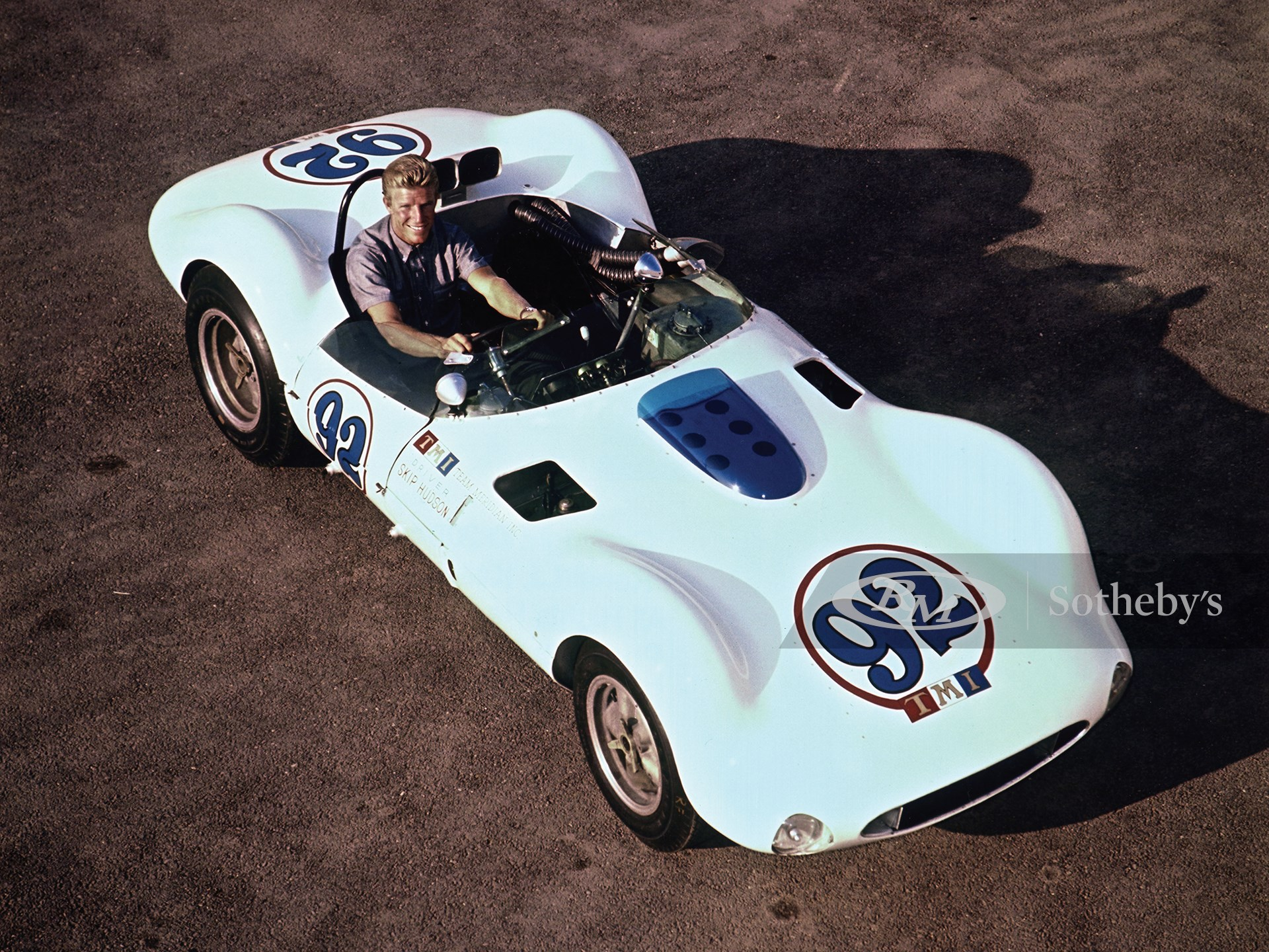 1962 Chaparral 1 Sports Racing Car