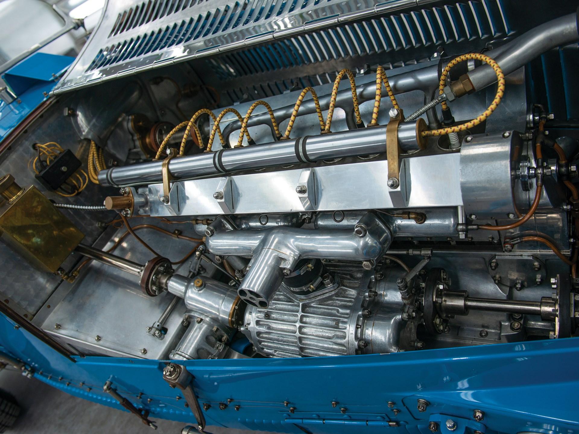 1933 Bugatti Type 51 Grand Prix