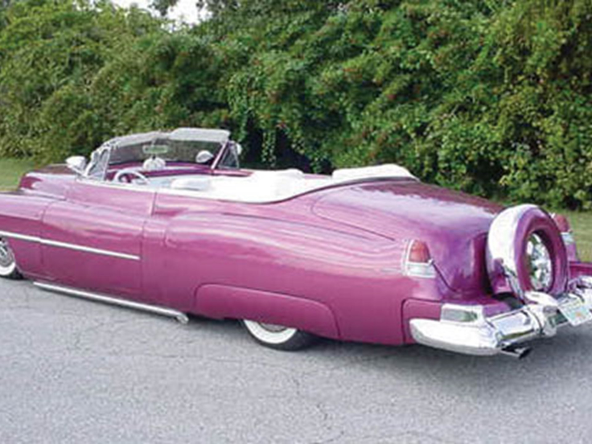 Rm Sothebys 1951 Cadillac Convertible Collector Cars Of Fort Series 62 Coupe