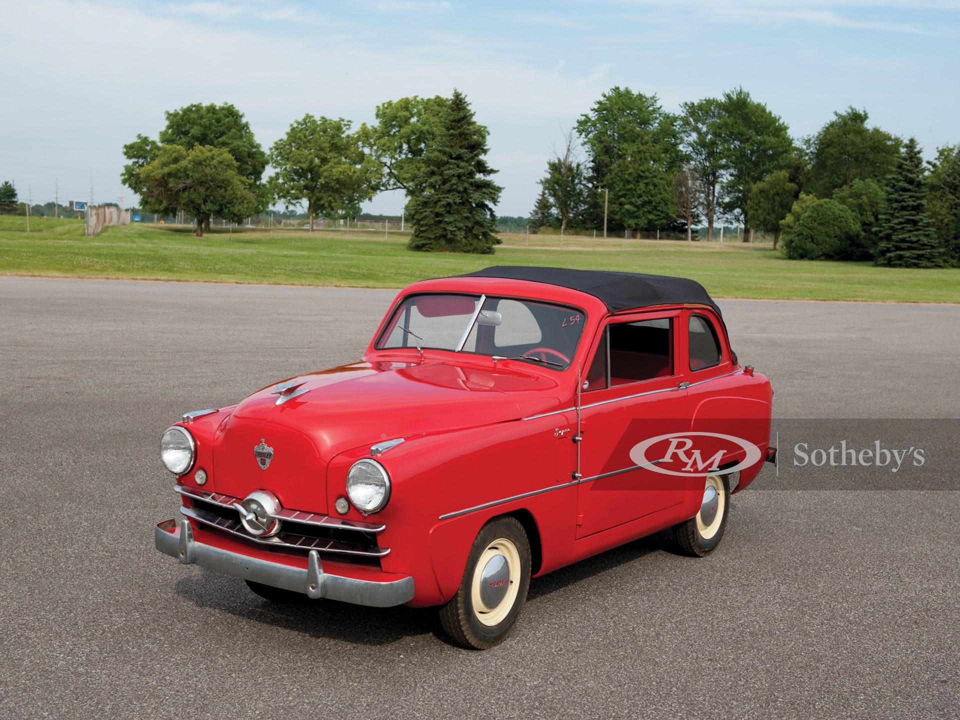 1951 Crosley Series CD Super Convertible