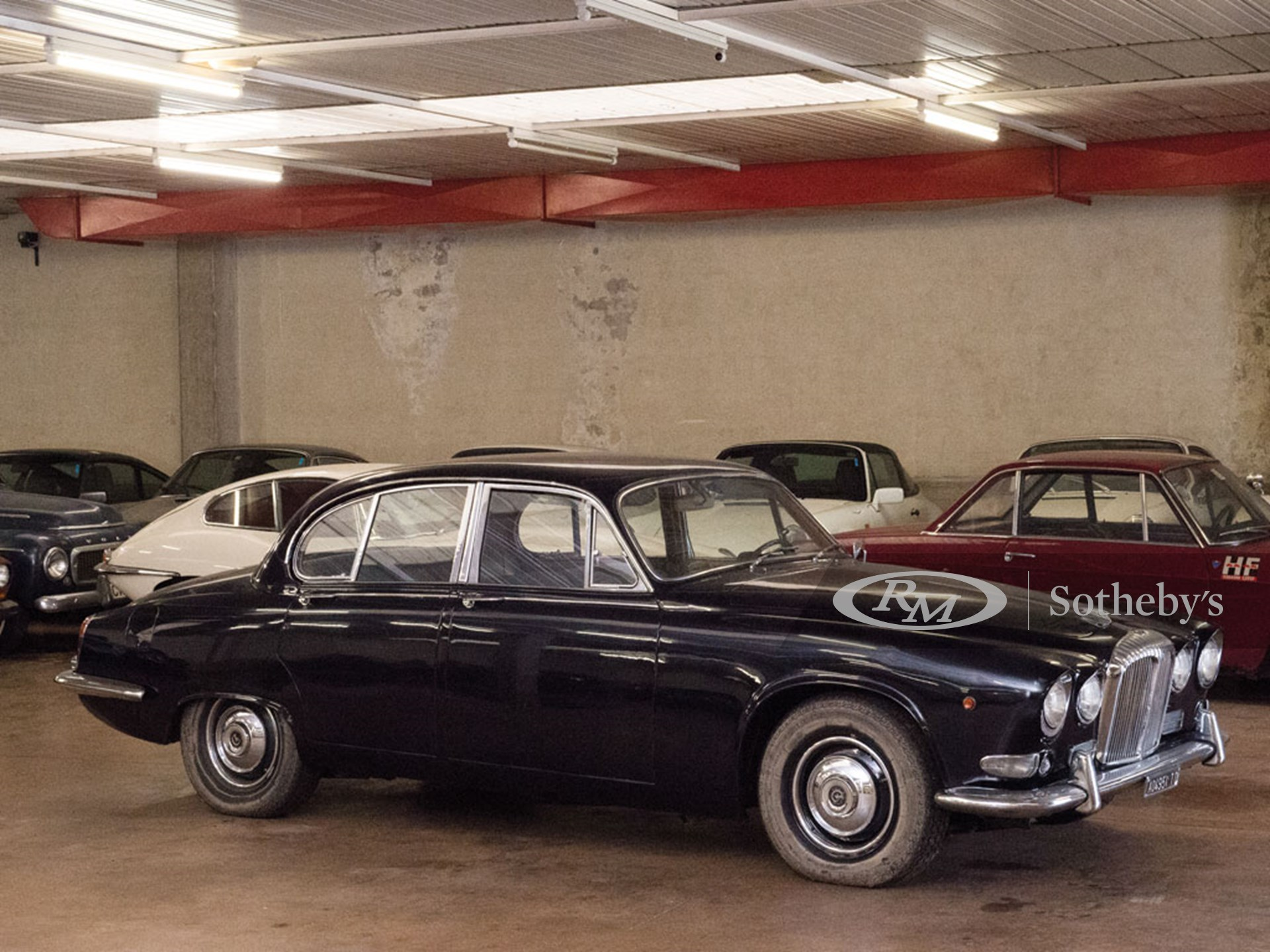 1966 Daimler Sovereign (3rd Car Built)