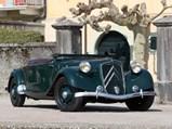 1939 Citroën 15 CV Roadster  - $
