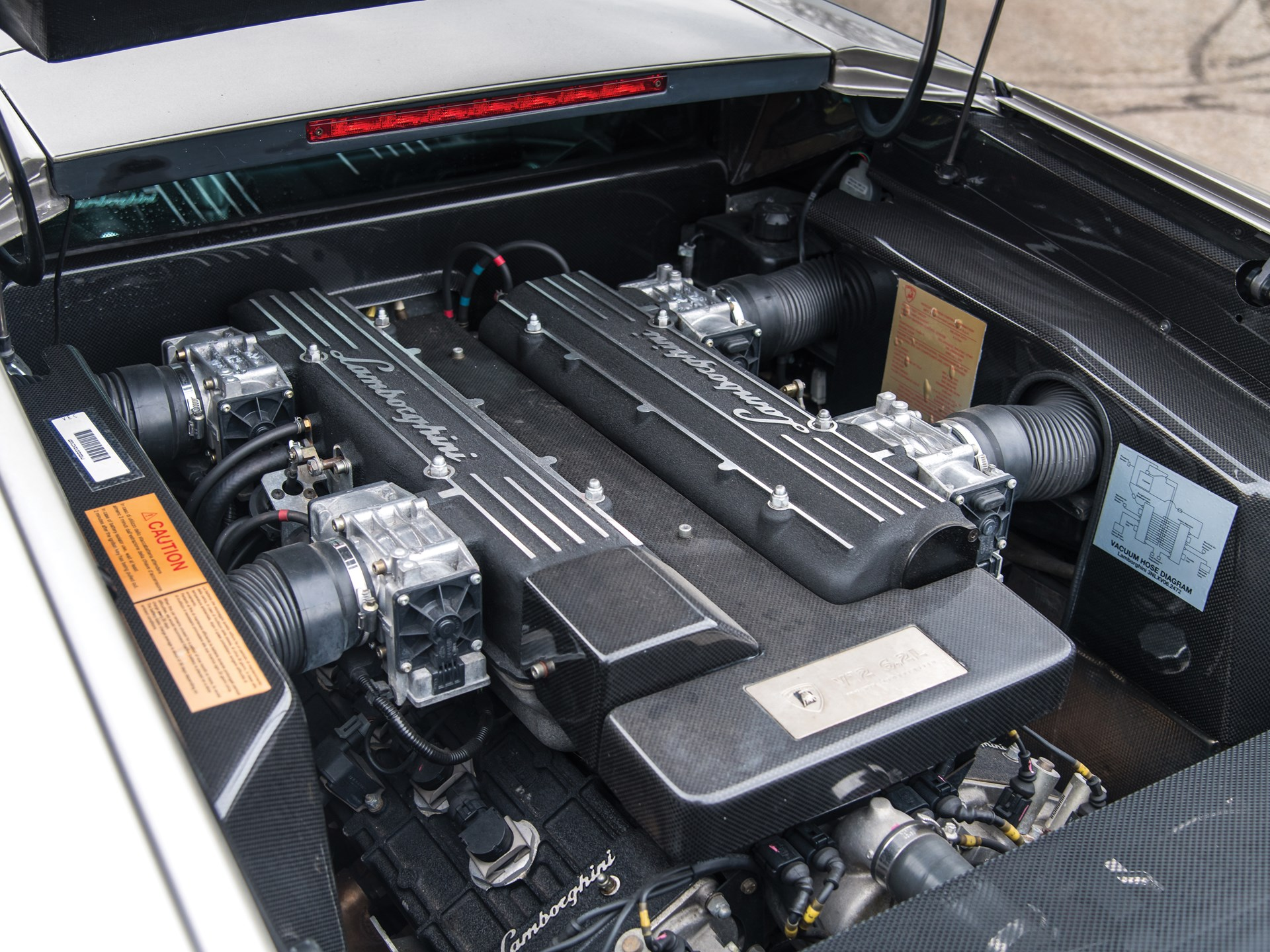 Rm Sothebys 2003 Lamborghini Murcilago Fort Lauderdale 2018 Supercar Engine Diagram