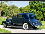 1936 Pierce-Arrow Twelve Town Car Prototype by Derham - $