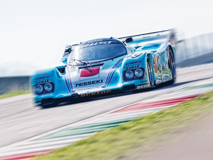 Image result for RM Olympia 2019 porsche 962C