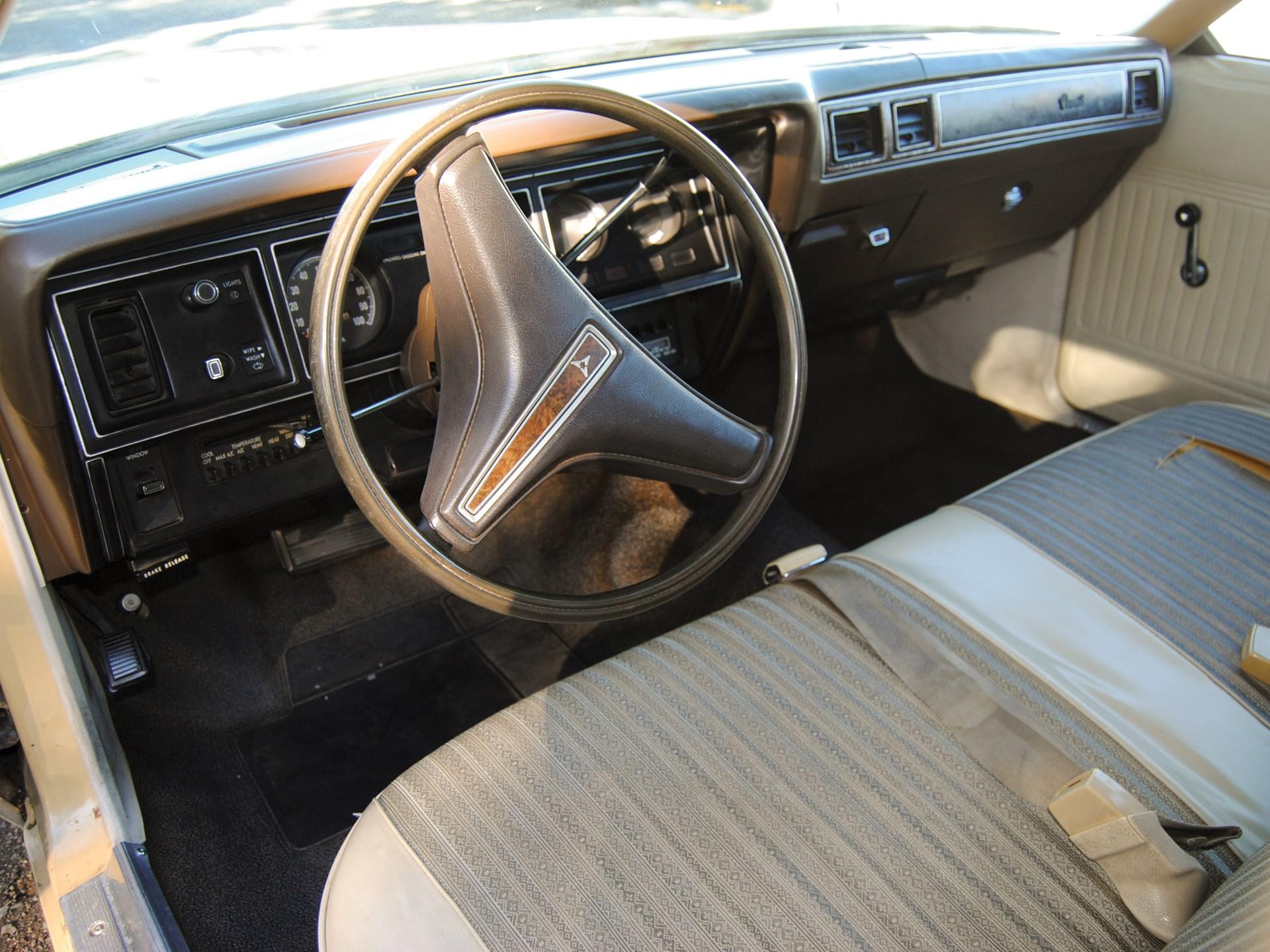 1975 Dodge Coronet Station Wagon