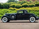 1934 Packard Twelve 2/4-Passenger Coupe  - $