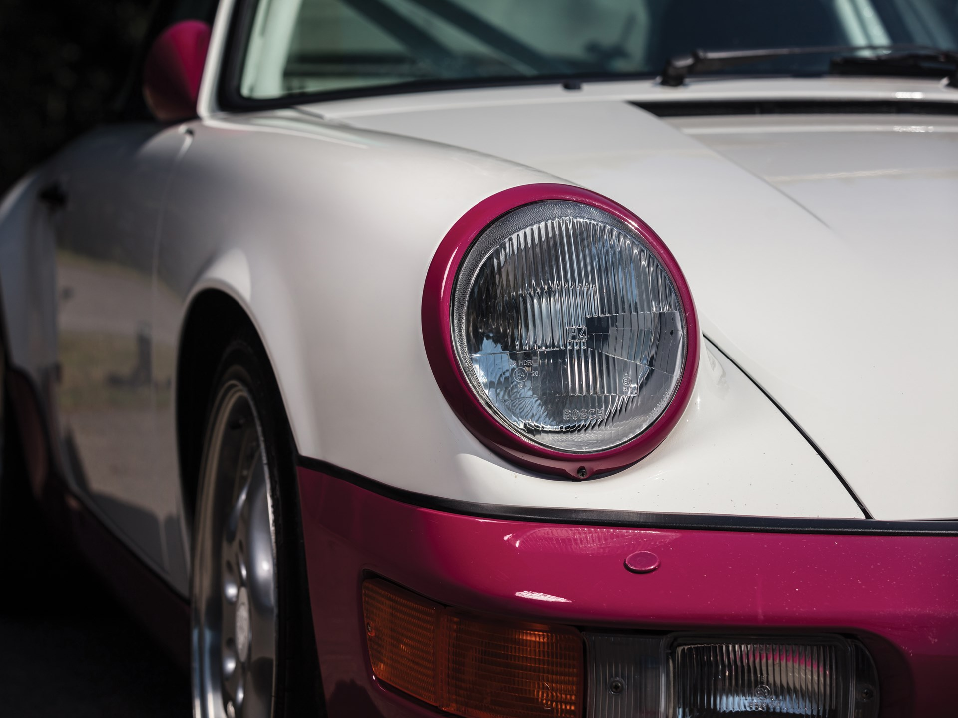 1990 Porsche 911 Carrera Cup