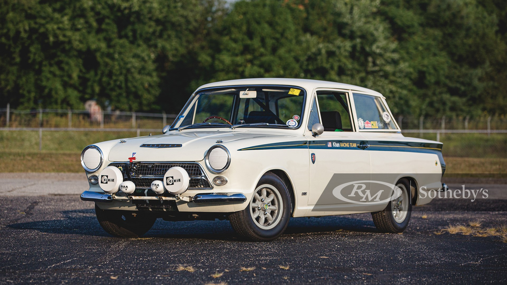 RM Sotheby's The Elkhart Collection 2020, Blog, 1967 Ford Cortina Lotus Mk I Rally Car
