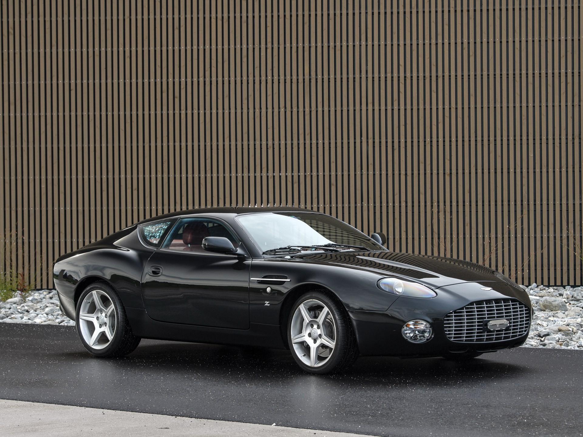 RM Sothebys Aston Martin DB Zagato Paris - Aston martin db 7 for sale