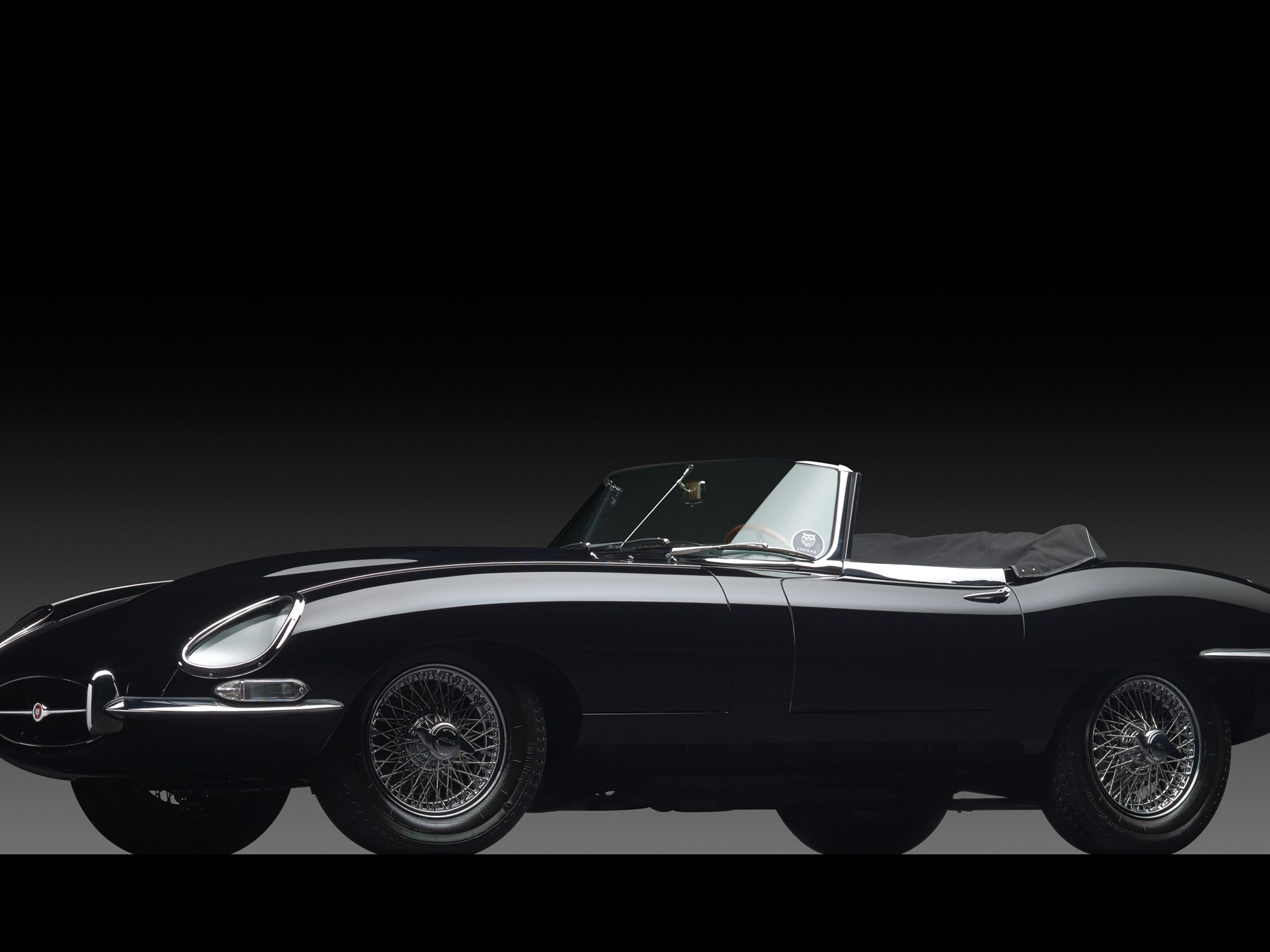 1966 Jaguar E Type Series I 4.2 Litre Roadster