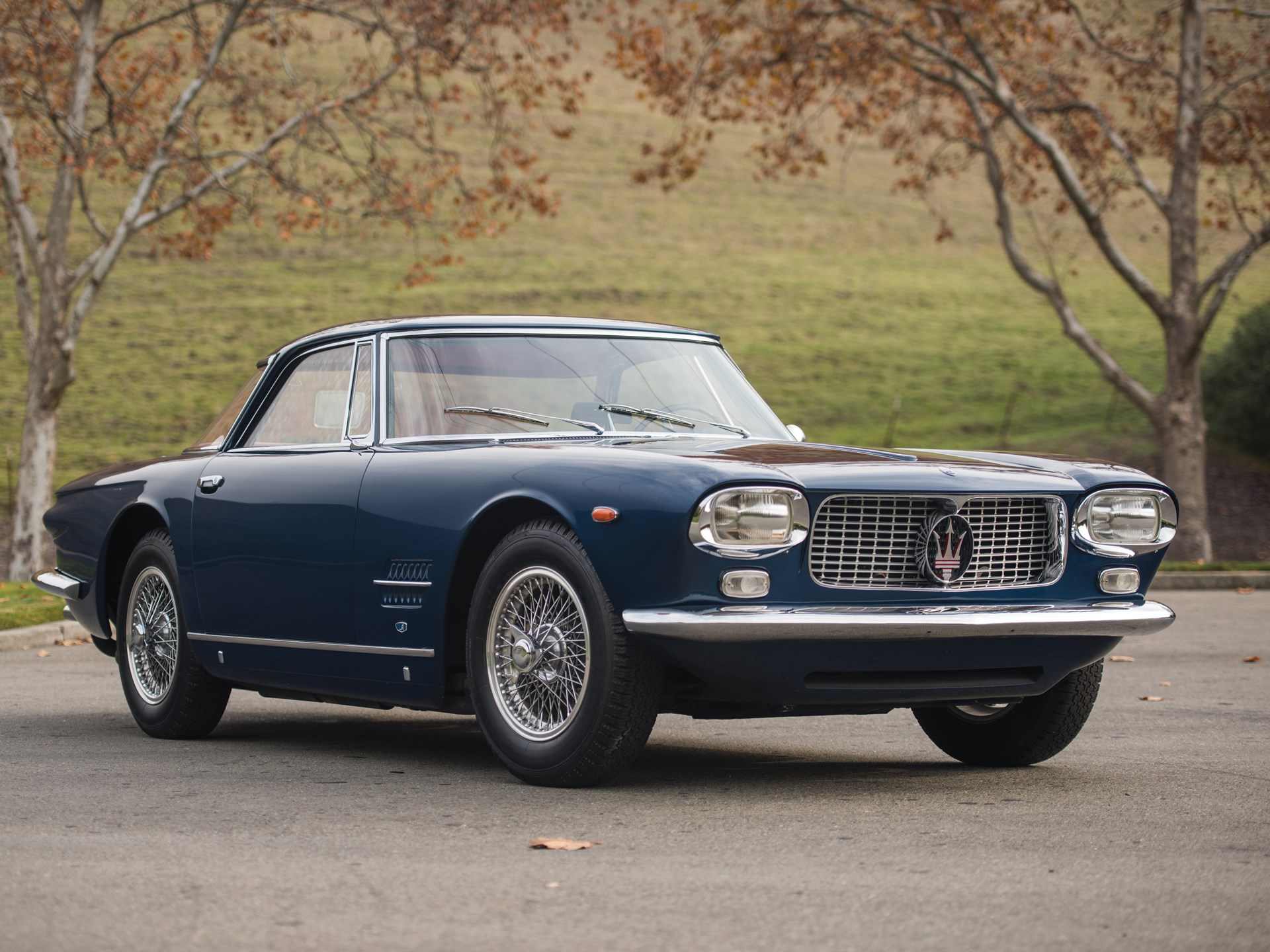 RM Sotheby's - 1962 Maserati 5000 GT by Allemano   Monterey 2018