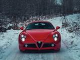 2009 Alfa Romeo 8C Competizione  - $