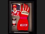 Danny Sullivan Race Worn and Signed Gloves - $