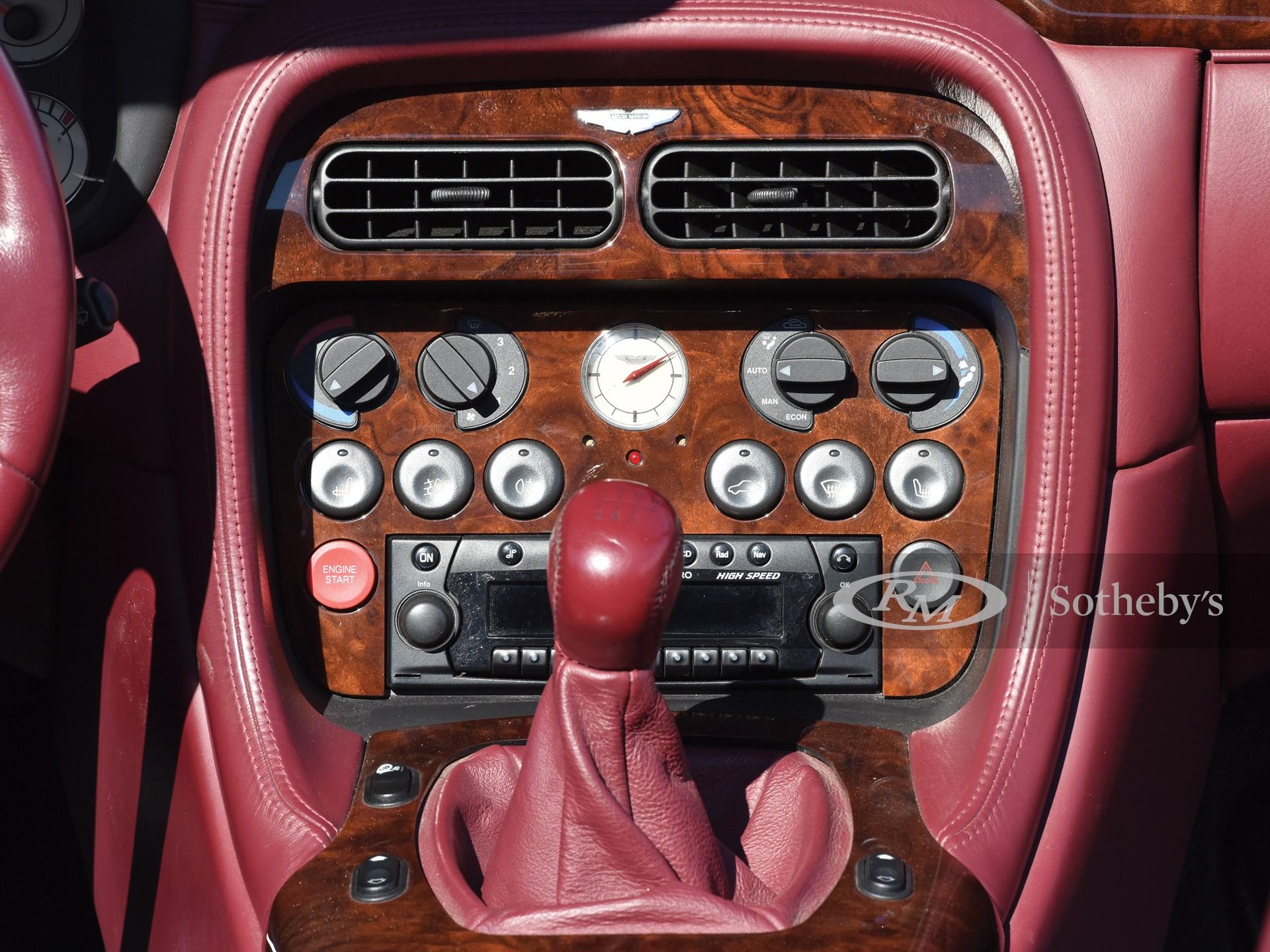 2004 Aston Martin DB AR1 by Zagato -