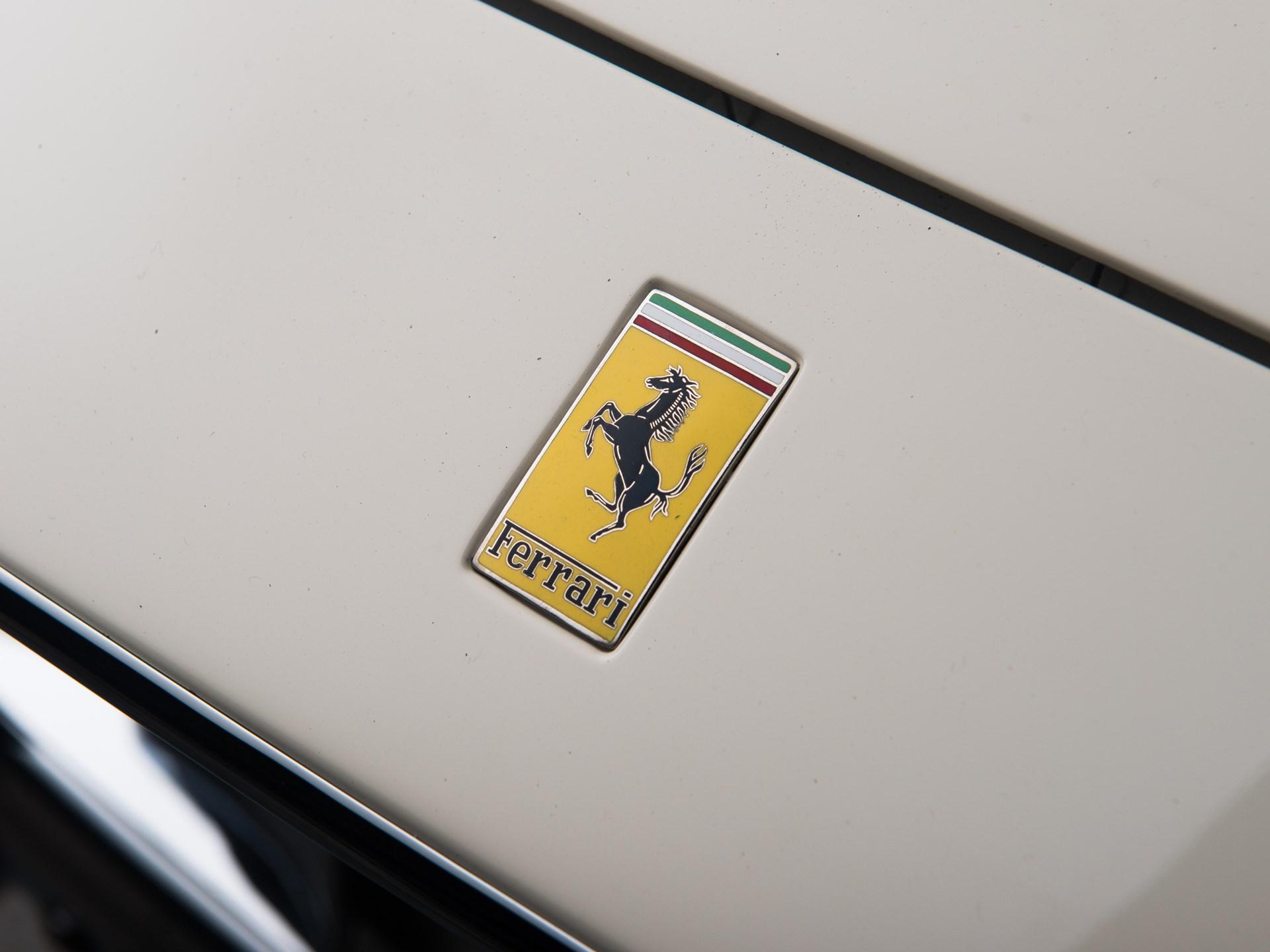1952 Ferrari 342 America Cabriolet by Vignale