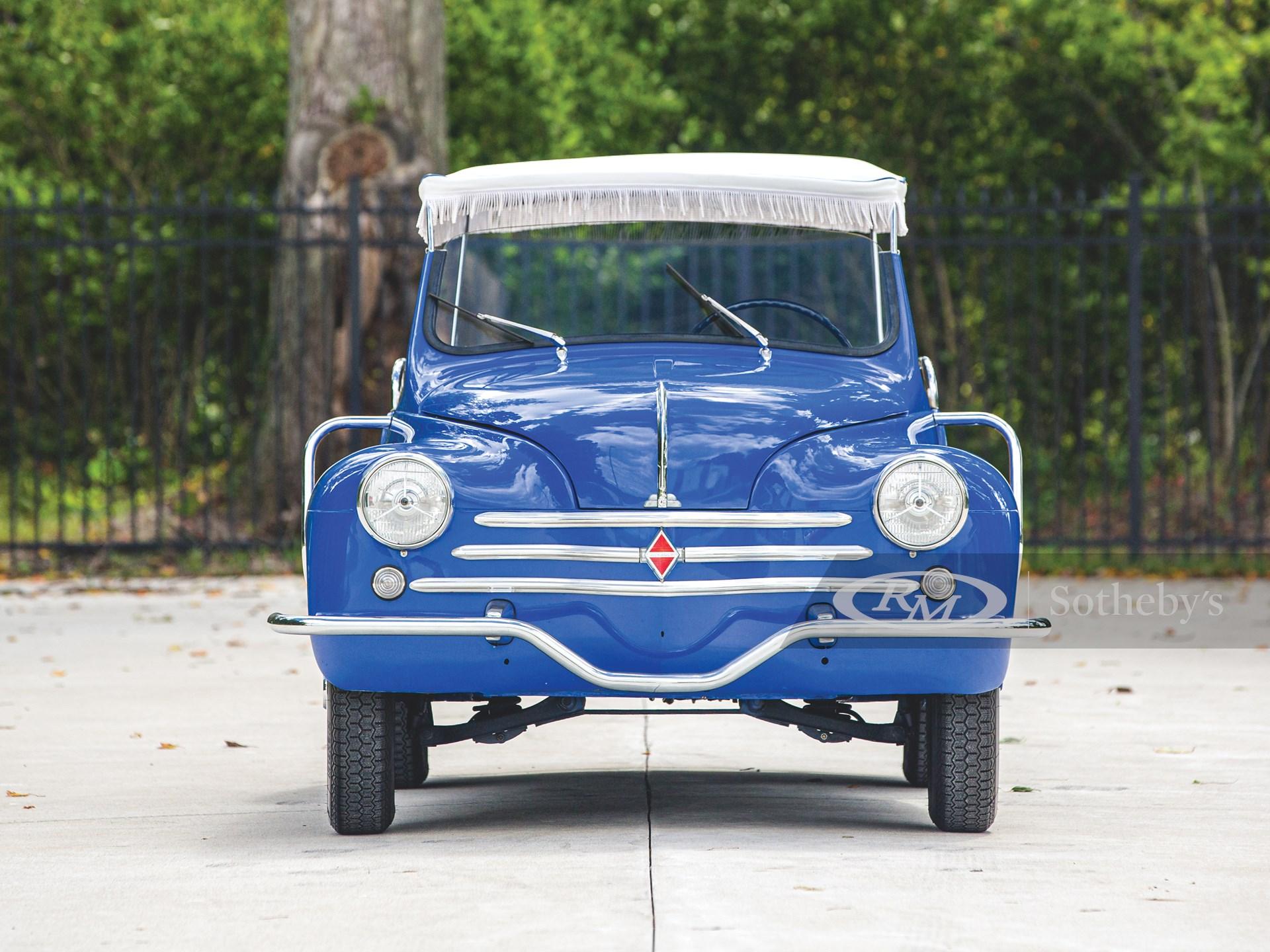 1961 Renault 4CV Jolly by Ghia -