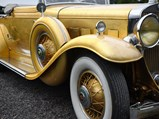 1931 Cadillac V-8 Convertible Coupé by Fleetwood - $